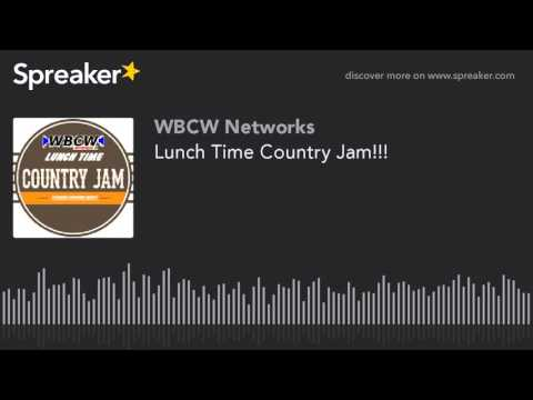 Lunch Time Country Jam!!!