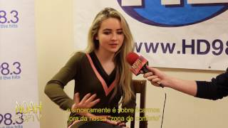 download lagu Legendado Sabrina Carpenter Interview  Noahpoptv gratis
