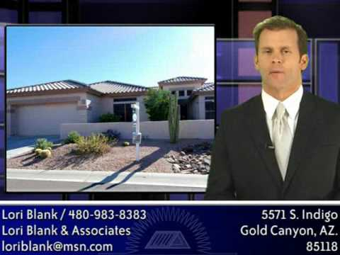 Home For Sale in Gold Canyon, AZ. $ 339,000 - Webcast City