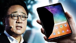 Samsung's Galaxy Fold Failure