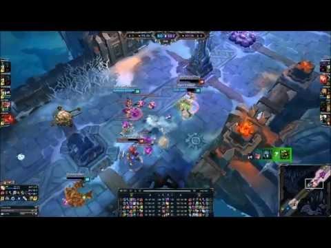 League of Legends ARAM PluralChimera0 HYBRID Pantheon Backdoor Oct 2014