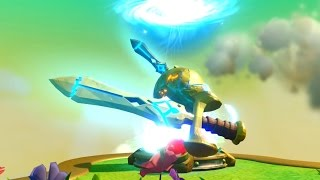 Skylanders: Imaginators - Swashbuckler Sensei Shrine Sequences