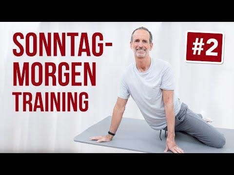 Dein Sonntag-Morgen-Training mit Roland [#2]