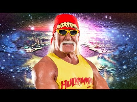 Hulk Hogan On His Wwe Future - Comic Con 2014 video