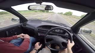 POV Drive 1998 Daihatsu Cuore Avanzato TR XX R4