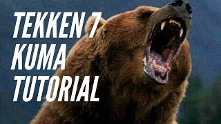 Tekken 7 Guide: Kuma & Panda