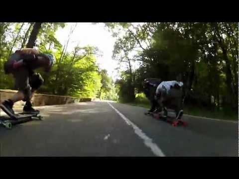 team SICK raw run @ wallonhill summer edition 2012