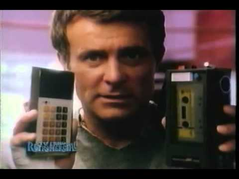 1977 Eveready Batteries Commercial with Robert Conrad