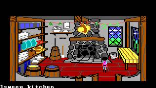 "Let's Play ""King's Quest III"" Part 01 - Wait, where's Graham?!"