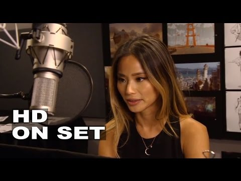 Big Hero 6 Jamie Chung Quot Go Go Quot Behind The Scenes Movie
