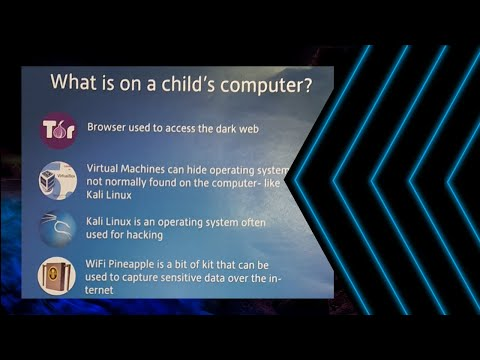 West Mids Police - Your Child is a Hacker for Using Kali Linux
