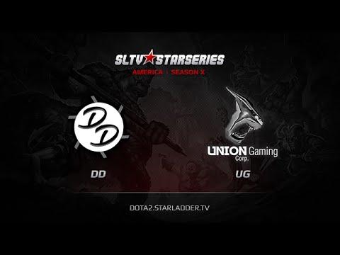 DD -vs- Union Gaming, SLTV America Day 4, game 2