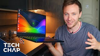 Razer Blade 15 Advanced REVIEW - 240hz is Dumb! | The Tech Chap
