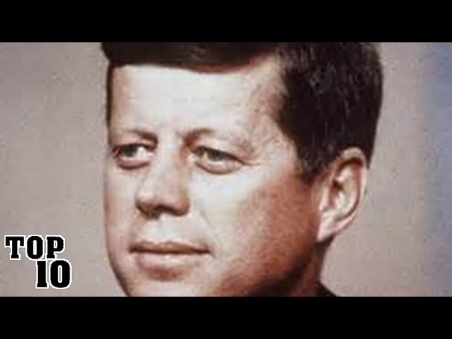 Top 10 Youngest People To Become President