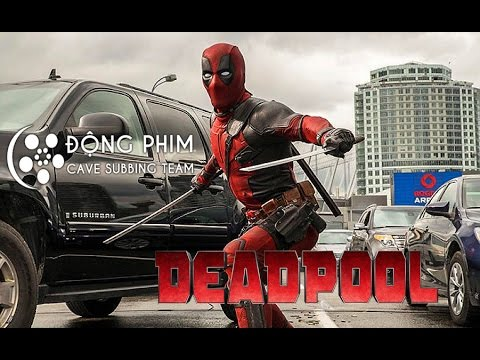 [Vietsub] [18+] Deadpool - Official Red Band Trailer (HD)