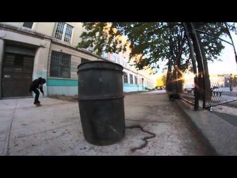 3 tricks with Tom Medina