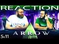foto Arrow 5x11 REACTION!!