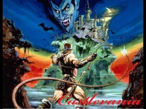 GameRETROplay - Castlevania: vampiros vampiricos