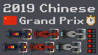 2019 Chinese Grand Prix Timelapse
