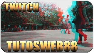 Efecto Twitch 3D Sony Vegas tutorial