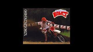 A look back at Yamaha's 1988 YZ Motocross Lineup Brochure