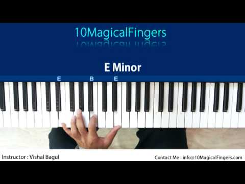 Pani Da Rang (Vicky Donor) Piano Tutorial by Vishal Bagul | 10MagicalFingers Music Videos