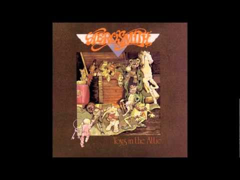1975 Aerosmith Toys In The Attic 7. No More No More