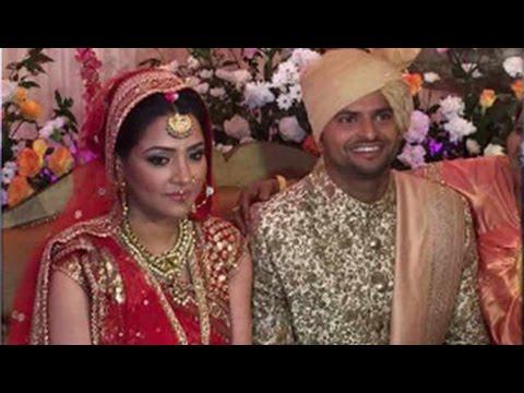 Suresh Raina wedding: MS Dhoni, N. Srinivasan, Dwayne Bravo, Fleming among who's who