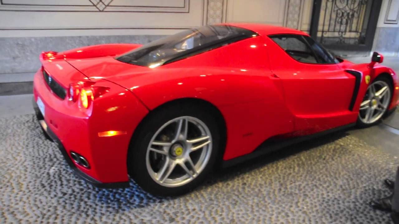 most expensive k turn in the world ferrari enzo youtube. Cars Review. Best American Auto & Cars Review