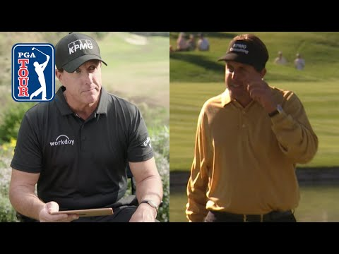 Phil Mickelson breaks down his victory at The American Express 2002 2020