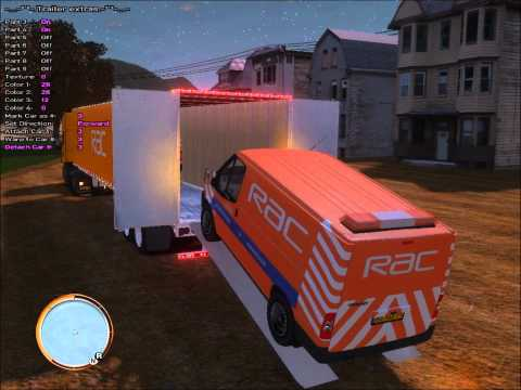 GTA IV RAC Thanks to BritishPoliceMods
