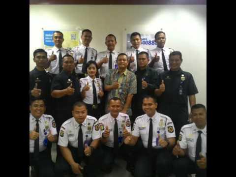 Team service reseption BCA KCU Tangerang