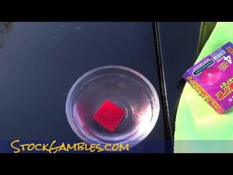 Energy Drink & Alcohol Mix Livewire Energy Chews & Vodka 5 Loco