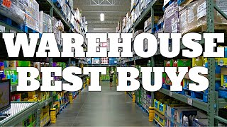Best Buys at Warehouse Stores