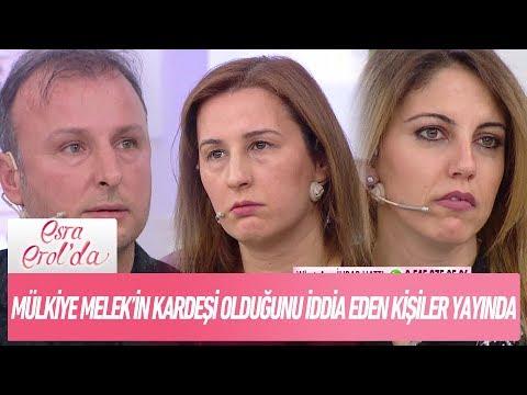 Mülkiye'nin kardeşi olabilecek kişiler canlı yayında buluştu! - Esra Erol'da 6 Aralık 2017