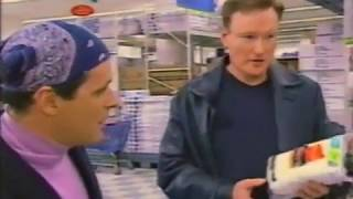 Remote: Conan Goes Tie Shopping with Isaac Mizrahi - 11/22/2002