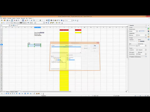 Corso OpenOffice - Calc