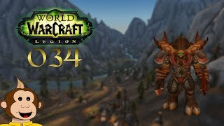 ⚔ Let's Play World of Warcraft Verbündete Völker Deutsch | Hochbergtauren 034