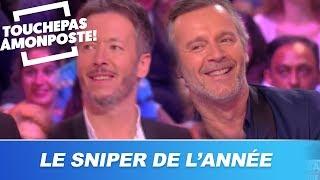 Jean-Luc Lemoine VS Jean-Michel Maire : la guerre des snipers de TPMP !