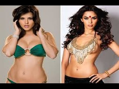 Mallika Sherawat Replaced By Sunny Leone In South Movie video