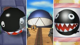 Evolution of Chain Chomp Minigames in Mario Party (1998-2018)