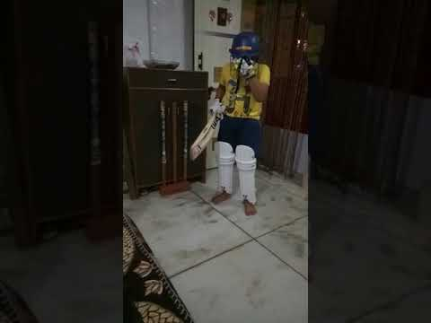 Short cricket video