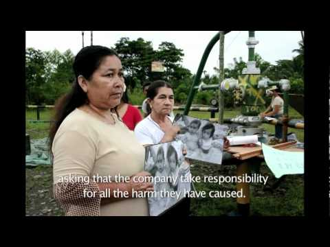 Open Letter to the United States from the Ecuadorian Amazon