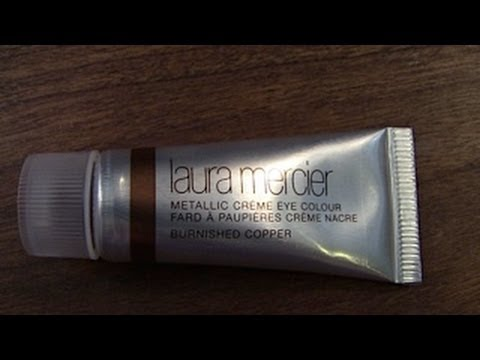 Review Laura Mercier Cream Shadow