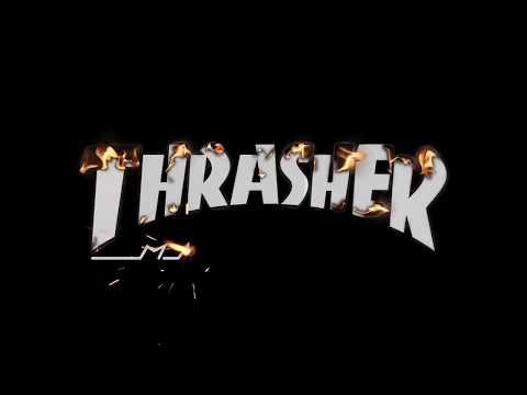 SK8RATS El Rata Thrasher