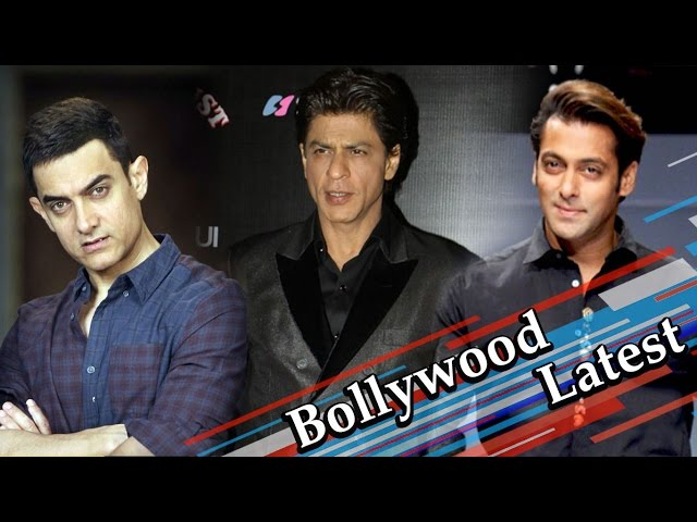 Bollywood Stars Want To See Shah Rukh, Salman, Aamir Together In A Film