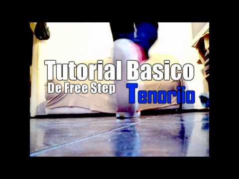 Tenoriio [tutorial De Free Step] Parte 1 video
