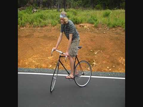 How to Skid and Track Stand on a Fixie