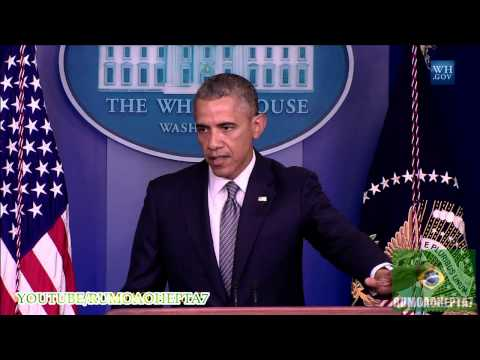President Barack Obama reaffirms U.S. support for Israel's Gaza incursion - War on Gaza