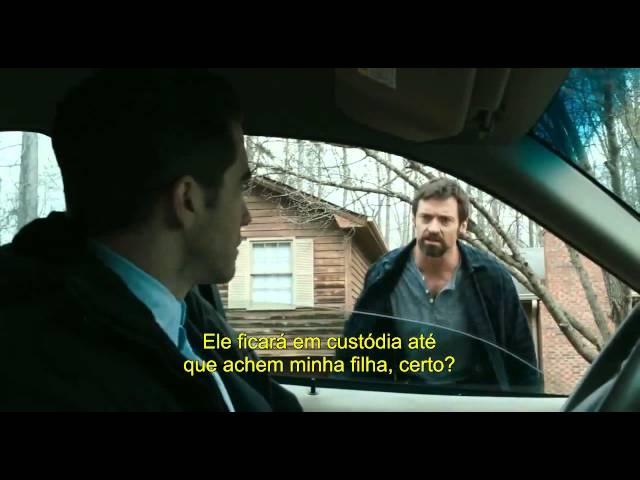 Prisoners Trailer Oficial Legendado - Hugh Jackman Filme (2013)